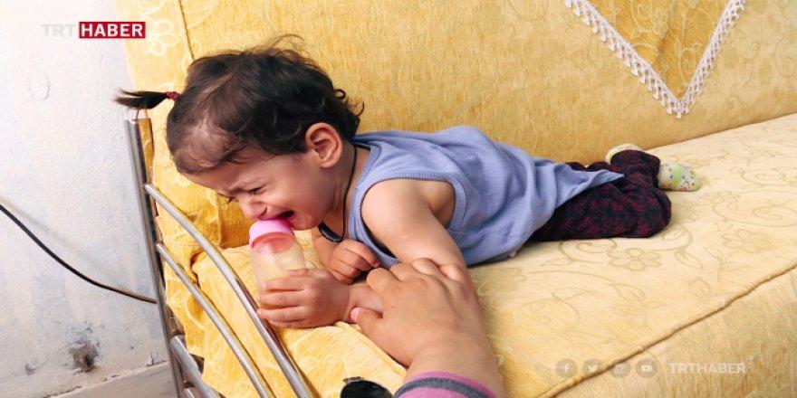 Küçük Melek sağlığına kavuşmak için yardım bekliyor