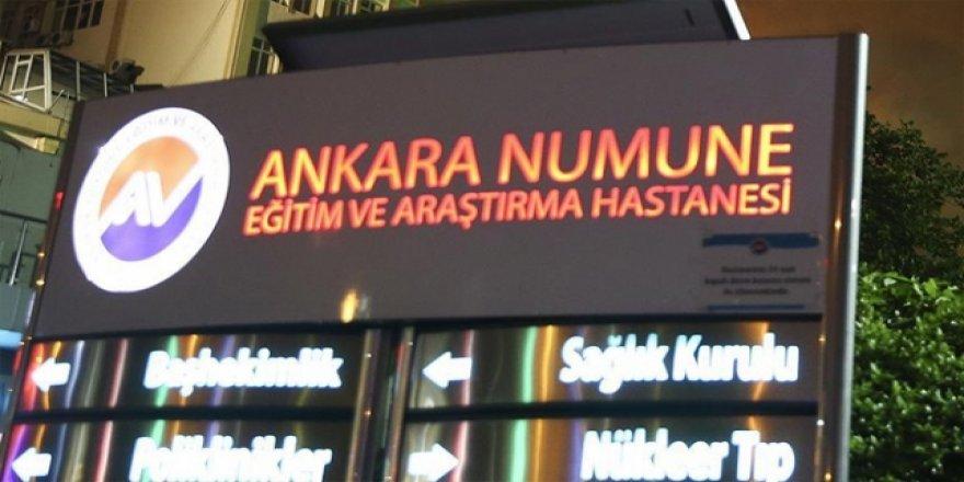 Ankara'nın ünlü Numune Hastanesi kapandı