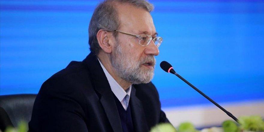 Laricani: İran devlet televizyonu mezhep ihtilaflarından sakınmalı