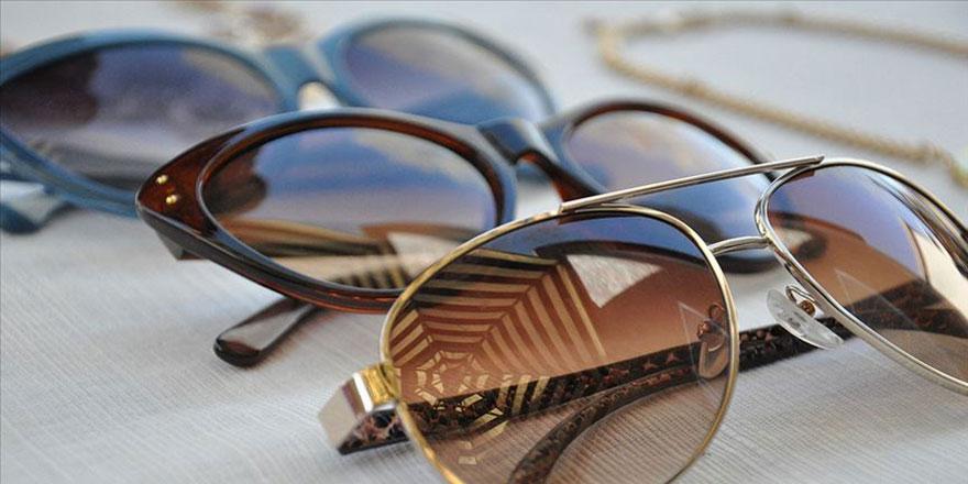 Uzmanından 'sahte güneş gözlüğü' uyarısı