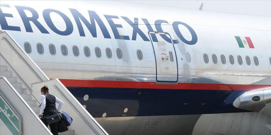Uçağı bekleten Meksikalı bakan tepkiler üzerine istifa etti