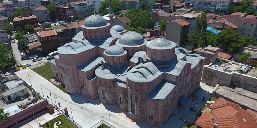 Ayasofya'nın camiye dönüşüm hazırlıkları burada yapıldı