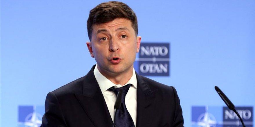 'Ukrayna Rusya ile müzakerelere hazır'