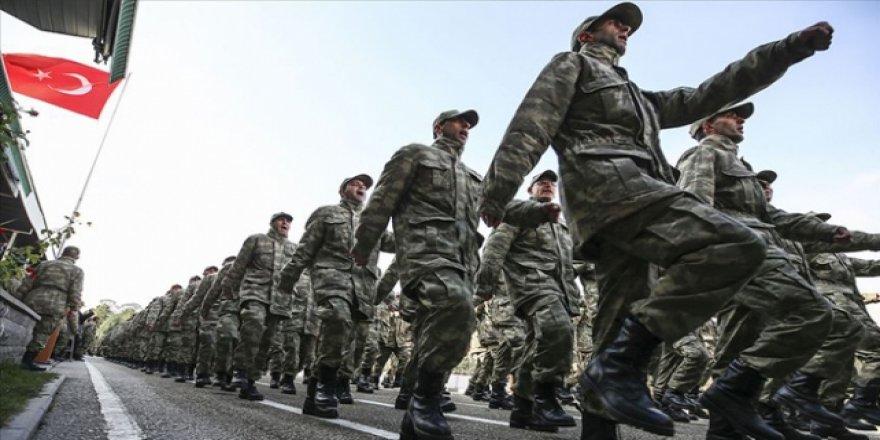 Yeni askerlik sistemi bayram sonrası