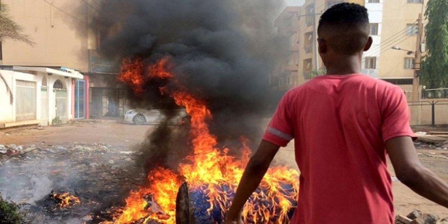 Sudanlı muhaliflere göre ölü sayısı 113'e yükseldi