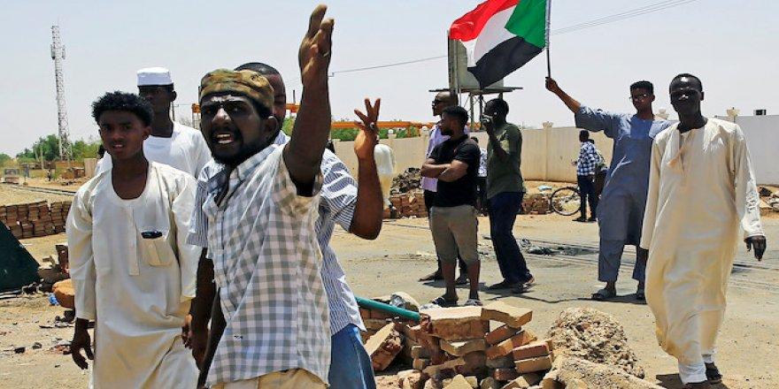 Sudan muhalefetinde sular durulmuyor