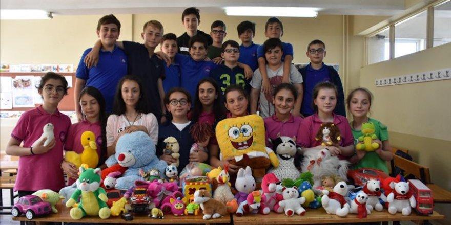 Trabzonlu öğrencilerden fedakarlık örneği