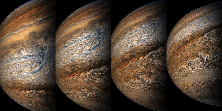 Jüpiter Dünya'ya en yakın konumundaydı