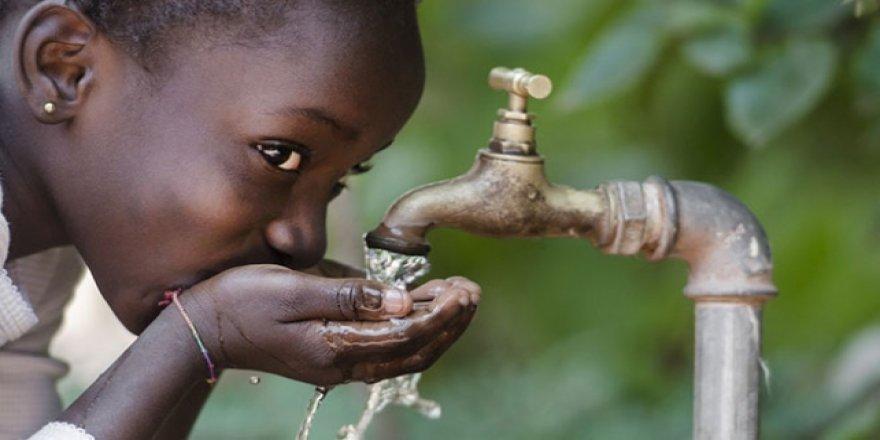 Dünya nüfusunun yüzde 40'ında su sıkıntısı