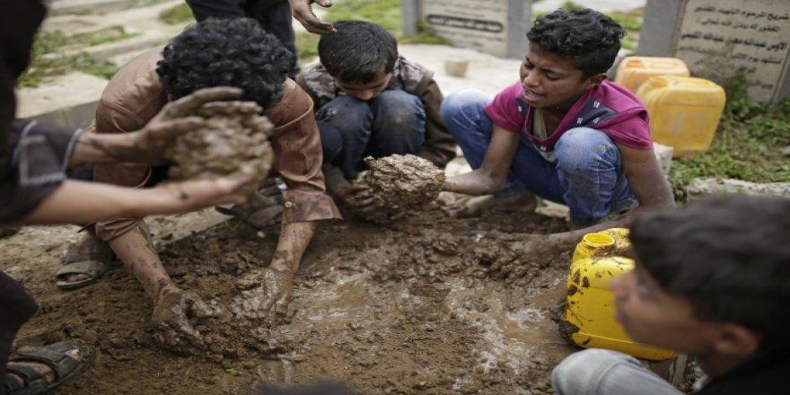 UNICEF'ten kahreden Yemen raporu