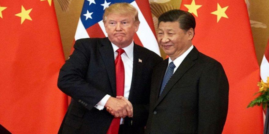 Trump'tan Çin'e boykot tehdidi