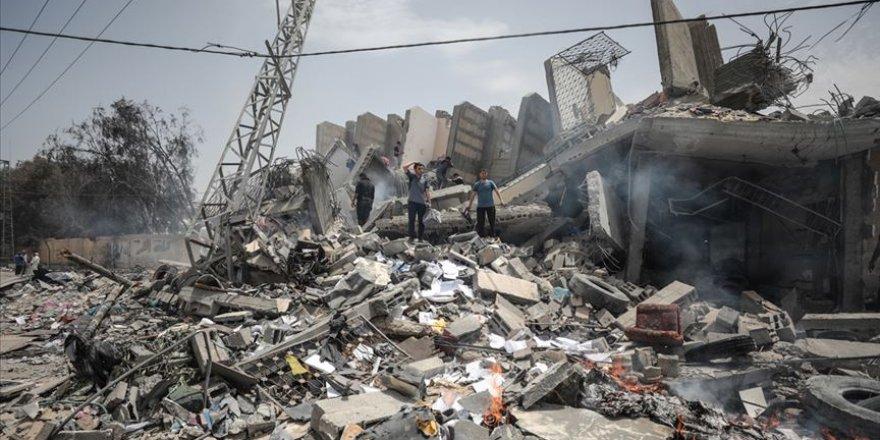 İşgalci İsrail sivilleri kasten öldürüyor