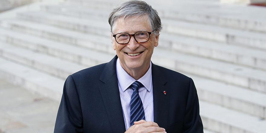 Bill Gates'in telefon tercihi ortaya çıktı