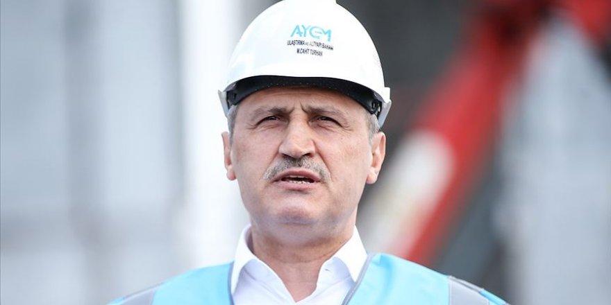 'Hedefimiz yıl sonunda Çamlıca TV Kulesi'nde test çalışmalarına başlamak'