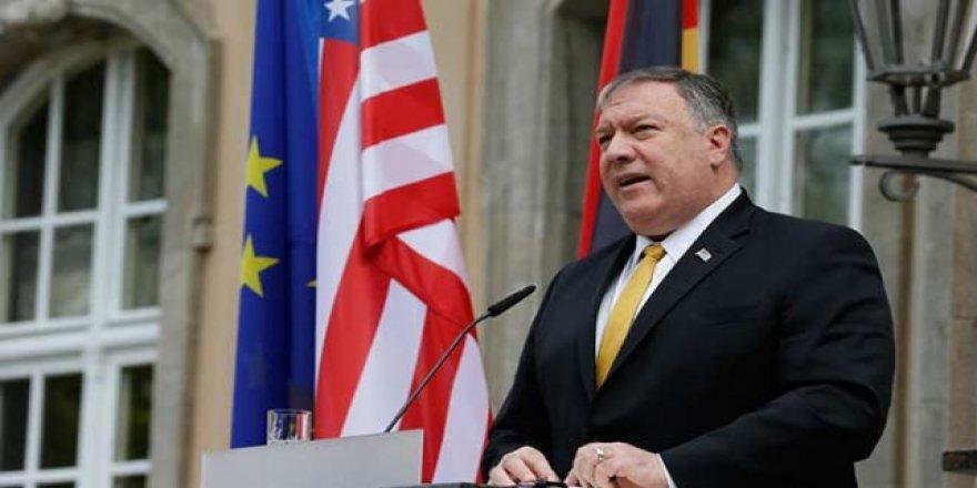 ABD'den İran ile savaş açıklaması