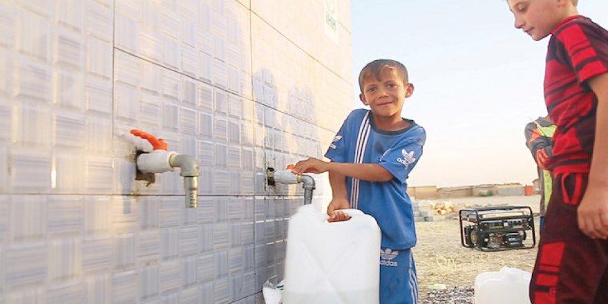 Irak ve Türkiye'den ortak su çalışması