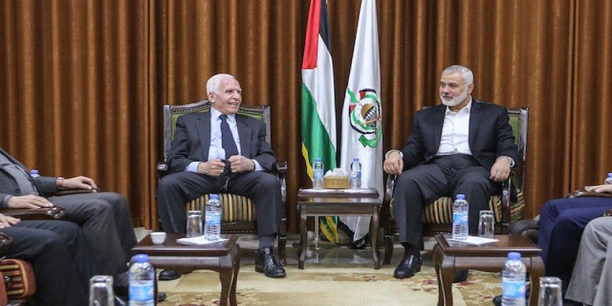 Filistinli direniş gruplarından 'Yüzyılın Anlaşması' çağrısı