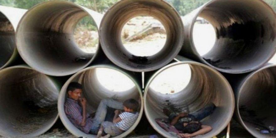 Hindistan'da sıcak hava nedeniyle 40 kişi öldü