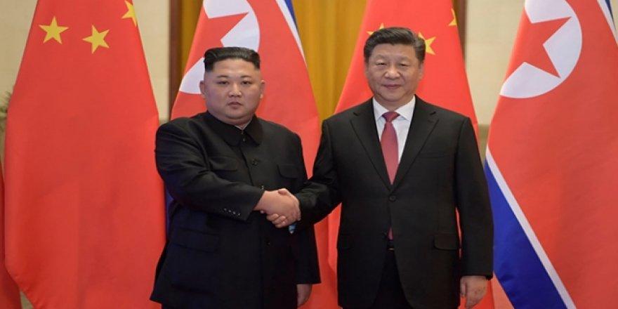 Çin ile Kuzey Kore arasında kritik görüşme