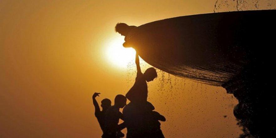 Hindistan'da aşırı sıcaklar 184 kişinin ölümüne yol açtı
