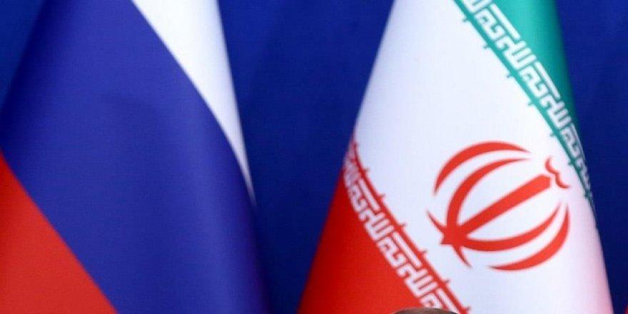 İran ile Rusya arasında 12 mutabakat zaptı imzalandı