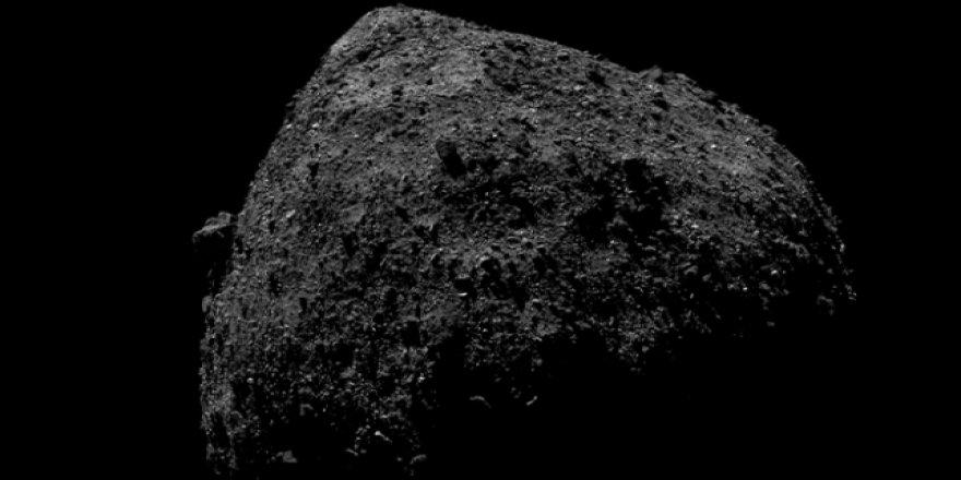 NASA'dan dünyaya yakın gök taşının en net görüntüsü