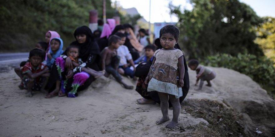 Dünyada yerinden edilenlerin sayısı rekor kırarak 70 milyonu aştı