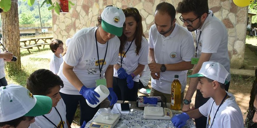 'Bilim ve sanat' köy çocuklarının ayağına götürülüyor
