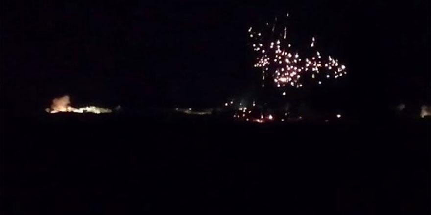 Esed ve destekçileri Rusya ile İran İdlib'e fosfor bombası attı