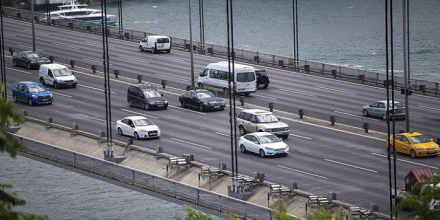 Köprüde 4 şerit Ağustos'a kadar kapatılacak