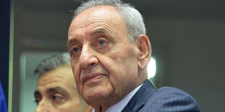 Lübnan'dan Filistin'e destek sözü