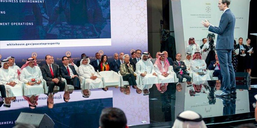 Bahreyn'deki ekonomi çalıştayı devam ediyor