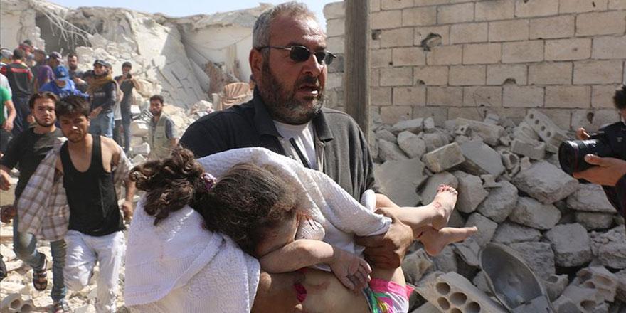 Esed, Rusya ve İran Suriye'de son 6 ayda bin 864 sivil öldürdü