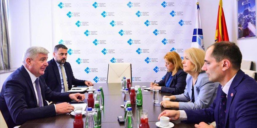 Türkiye ile Karadağ arasındaki ticari ilişkiler gelişiyor