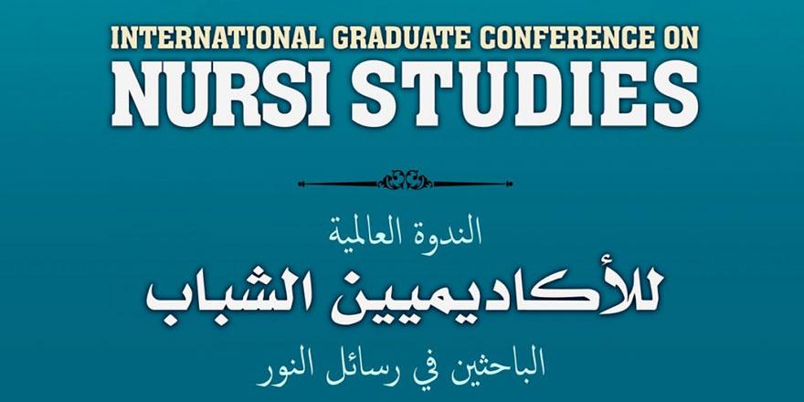 15935c3d82003 Genç Akademisyenler, uluslararası Risale-i Nur ve Said Nursi Konferansında  buluşacak