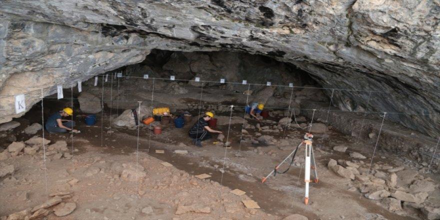 Direkli Mağarası'ndaki kazılar 12 yıldır devam ediyor