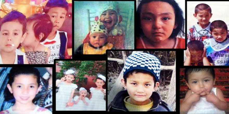 İşte Çin'in zulüm talimatnamesi: Beşikteki Müslüman bebek de tehlikeli!