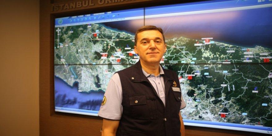 İstanbul'da yangınlara karşı 7 gün 24 saat teyakkuz