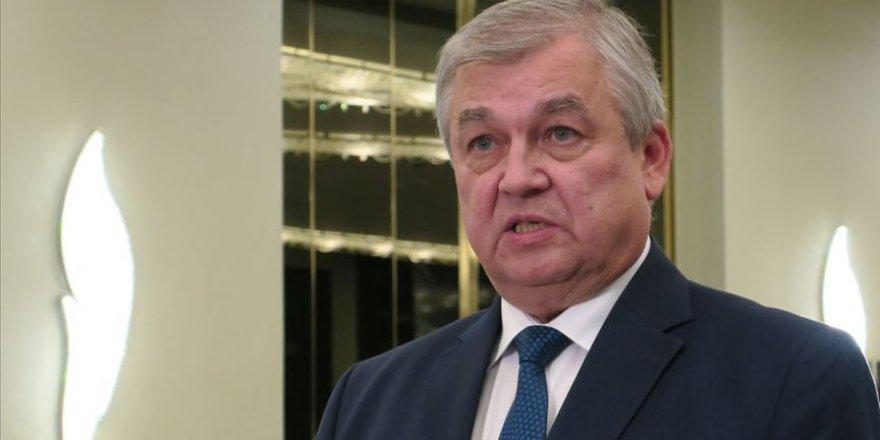 Rusya'dan Avrupa'ya eleştiri İran'a destek
