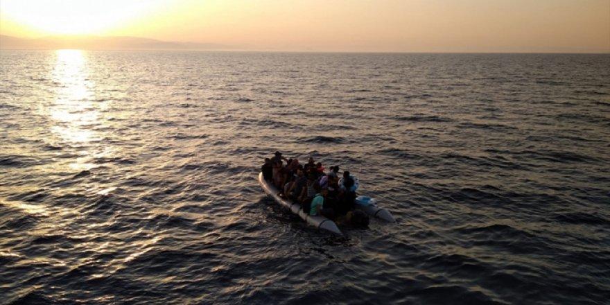 Aydın'da 73 düzensiz göçmen yakalandı