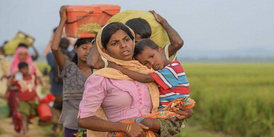 Myanmar, Arakanlıların dönmesi için şartları sağlayamıyor