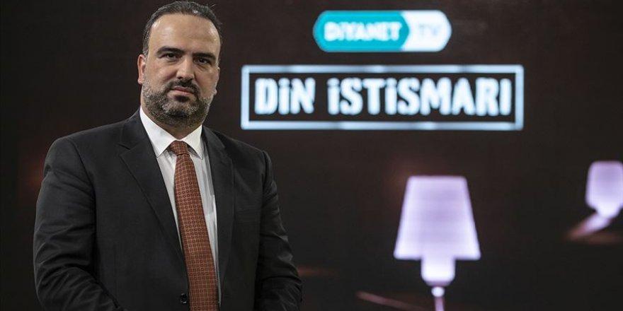 Diyanet TV'nin 'Din İstismarı'nı konu alan programı izleyiciyle buluşuyor