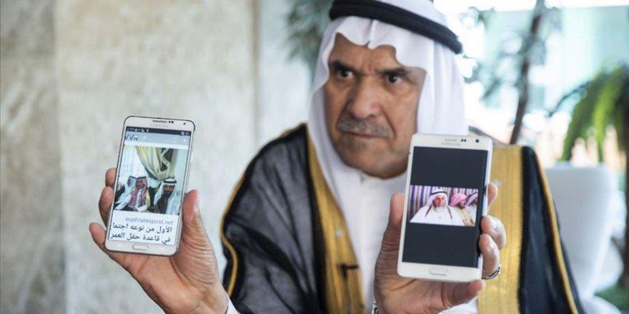 Suriyeli aşiretten Suudilere ve BAE'ye çağrı
