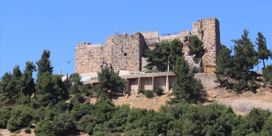 Ürdün'deki Aclun Kalesi ziyaretçilerin gözdesi