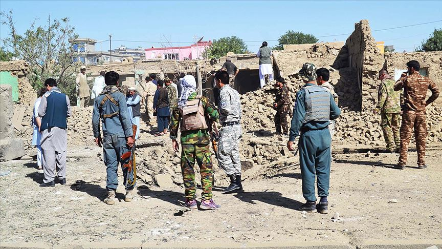 Temmuz ayı Afganistan'da kabus yaşanıyor