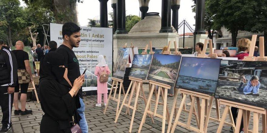 Filistin'e özel fotoğraf sergisi