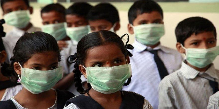 Hindistan'da iltihap salgını kabusa döndü