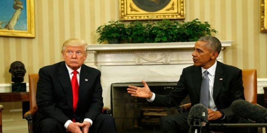 """""""Trump nükleer anlaşmadan Obama'yı kızdırmak için ayrıldı"""""""