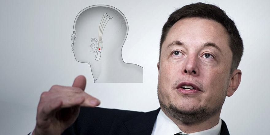 Elon Musk 'çılgın projesini' görücüye çıkardı: Akıldan geçenler okunacak!