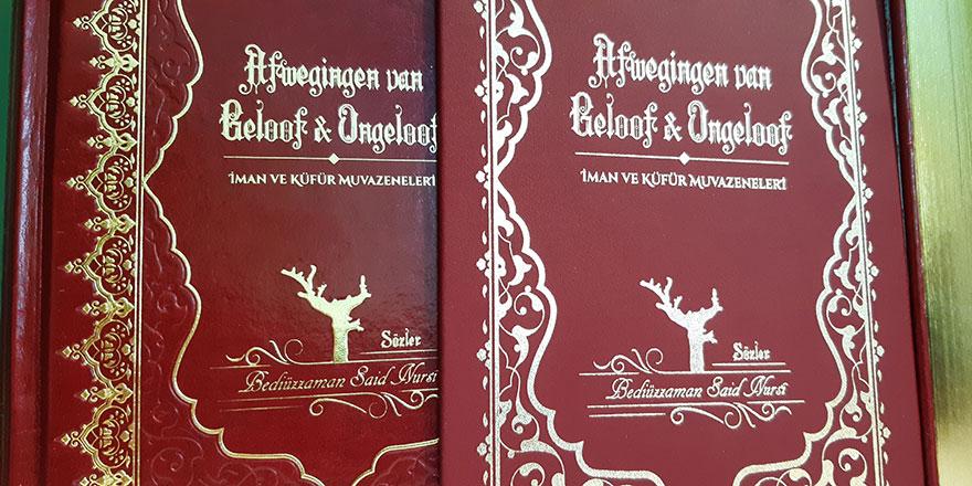 İman ve Küfür Muvazeneleri Hollandacaya tercüme edildi